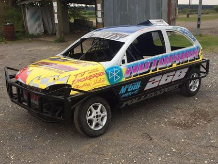 Picture for category 1300 Stock Cars