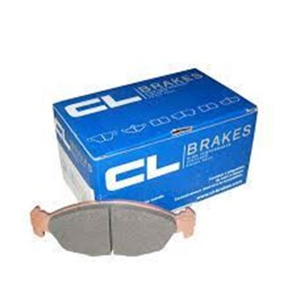 Picture of CL Brake Pads Saxo 4017 RC6