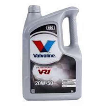 Picture of Valvoline VR1 20W50 Racing Oil