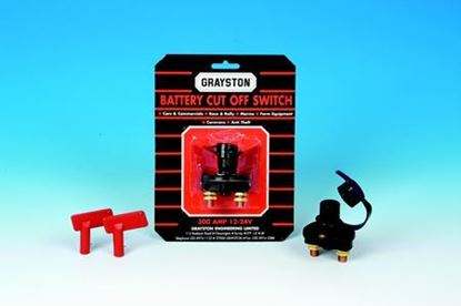 Picture of Battery Isolator Switch