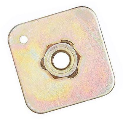 Picture of FIA Approved Eyebolt Back Plate