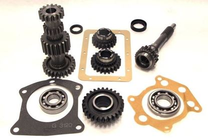 Picture of 3J Driveline Gear Kit - Brisca F2 Ratios