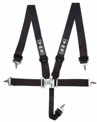Picture of TRS Nascar 75mm 5 Point Harness - Superlite